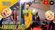 Keris Sakti - Fakhrul Razi -LIVE-