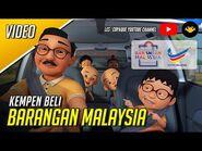 Upin & Ipin - Kempen Beli Barangan Malaysia