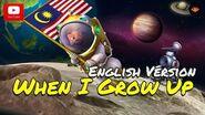 Upin & Ipin - When I Grow Up English Version HD