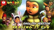 Upin & Ipin - Reading is fun (English Version)