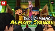 Upin & Ipin - Almost Syawal English Version HD