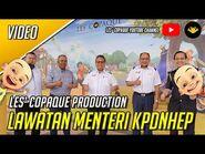 Berita - Lawatan Menteri Kementerian Perdagangan Dalam Negeri Dan Hal Ehwal Pengguna KPDNHEP