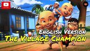 Upin & Ipin - The Village Champion English Version HD