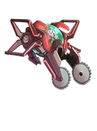 GHEIST XU-DR0NE N2 HD 673