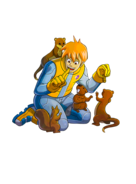 RESCUE DONALD N1 HD 673 TRANSPARENT