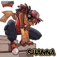 Shanna by Urban Rivals