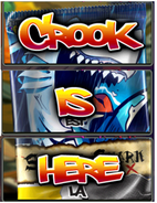 Crook special announcement
