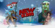 New blood scary xmas