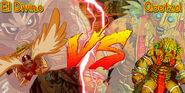 El Divino VS Quetzal