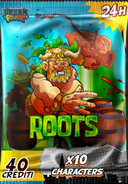 Roots Booster Pack