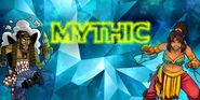 Mythic first