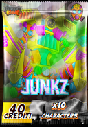 Junkzbooster on sale