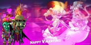 Happy valentine ur