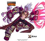 Vortex Scyla N4