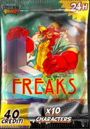 Freaks Booster Pack