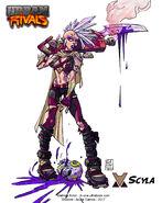 Vortex Scyla N3