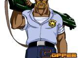 Copper Cr