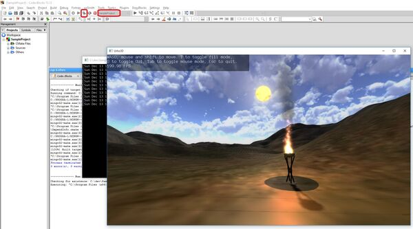 Urho new project build.JPG