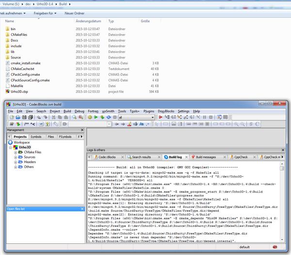 Urho 1.4 build2.PNG