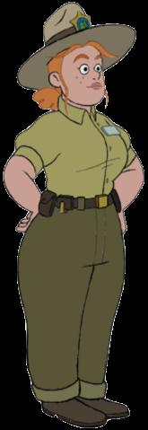 Ranger Dana Tabes.png