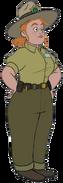 Ranger Dana Tabes