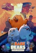 We Bare Bears- The Movie poster