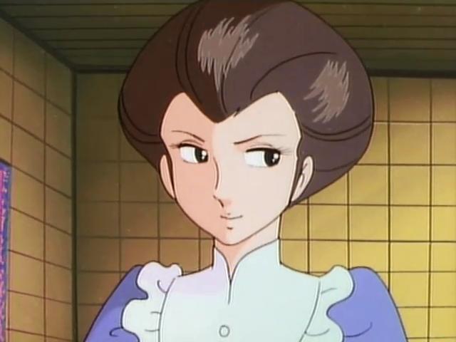 Mendō's Mother