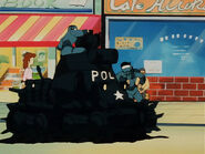 UY Episode 179 Dominion- Tank Police
