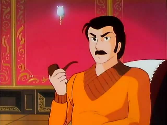 Mendō's Father