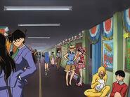 Lum in Inuyasha episode 128