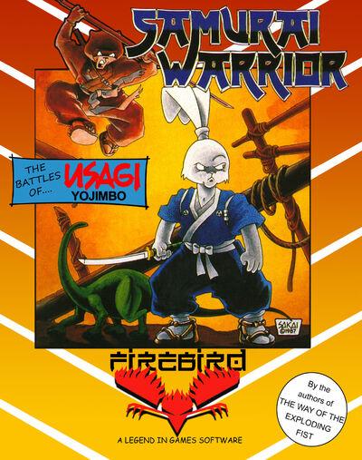 Samurai Warrior C64 Cover.jpg