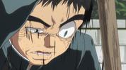 Episode 2 - Ushio reverting back to normal