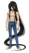 Ushio Beast Spear Transformation