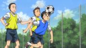 Episode 1 - Ushio's soccer skills
