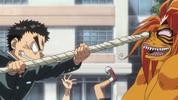 Episode 2 - Ushio hits Tora