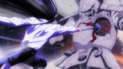 Episode 2 - Ushio creates a hole in the Stone Samurai