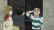 Episode 1 - Ushio forgetting about notebook