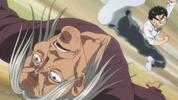 Episode 1 - Ushio kicking his father