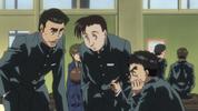 Episode 1 - Ushio's drawing mocked