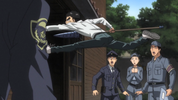 Episode 2 - Ushio jumps in the building