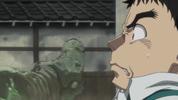 Episode 1 - Yokai goes near Ushio's face