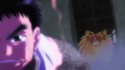 Episode 2 - Tora yelling for Ushio to come out