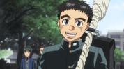 Episode 2 - Ushio declining BBall Team Offer
