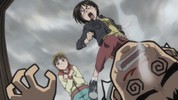 Episode 1 - Asako knocks out Ushio