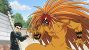 Episode 2 - Tora cuts Ushio, not wanting to help