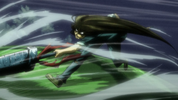 OP1 - Ushio running on Fusuma