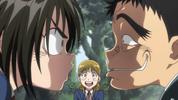 Episode 2 - Asako upset Ushio called her gullible