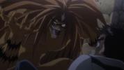 Episode 1 - Tora mocks Ushio for believing a yokai