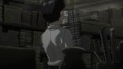 Episode 1 - Ushio carrying books