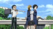 OP1 - Ushio, Asako, Mayuko
